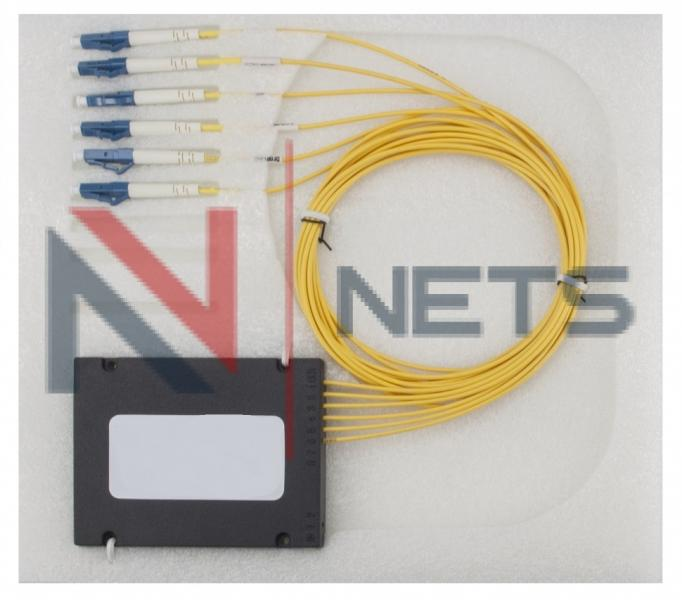 Модуль Add/Drop 2CH CWDM 1G/10G 1410/1570, ABS Box