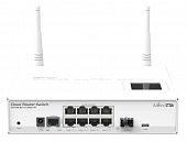 Коммутатор MikroTik Cloud Router Switch 109-8G-1S-2HnD-IN