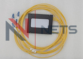 Модуль Add/Drop 1CH CWDM 1G/10G 1430/1550, ABS Box