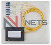 Модуль Add/Drop 2CH CWDM 1G/10G 1430/1590, ABS Box