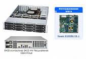 Платформа SuperMicro SSG-6028R-E1CR12N