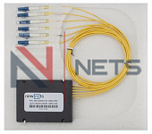 Модуль Add/Drop 2CH CWDM 1G/10G 1470/1550, ABS Box