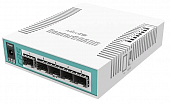 Коммутатор MikroTik Cloud Router Switch 106-1C-5S